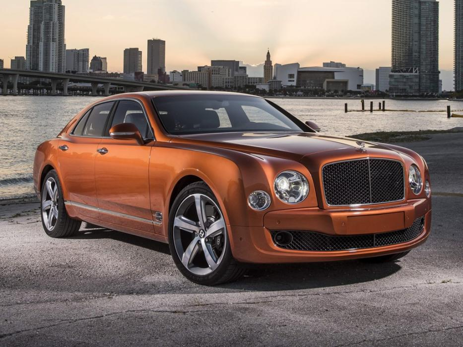 Bentley Mulsanne - 0