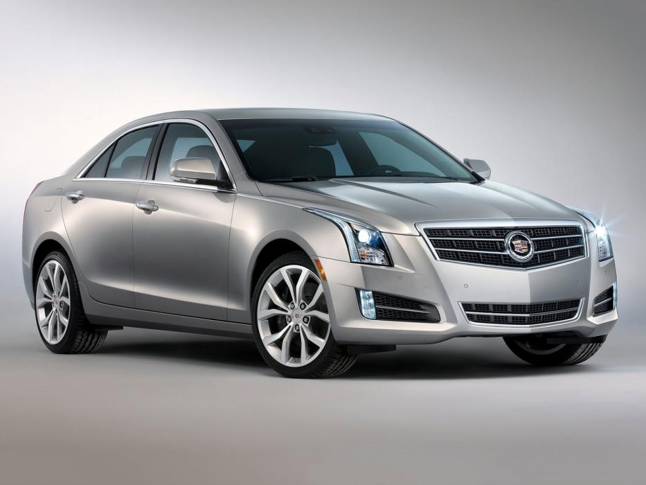 Cadillac ATS Sedan 2014 2.0 Turbo 276CV AWD Premium - 0