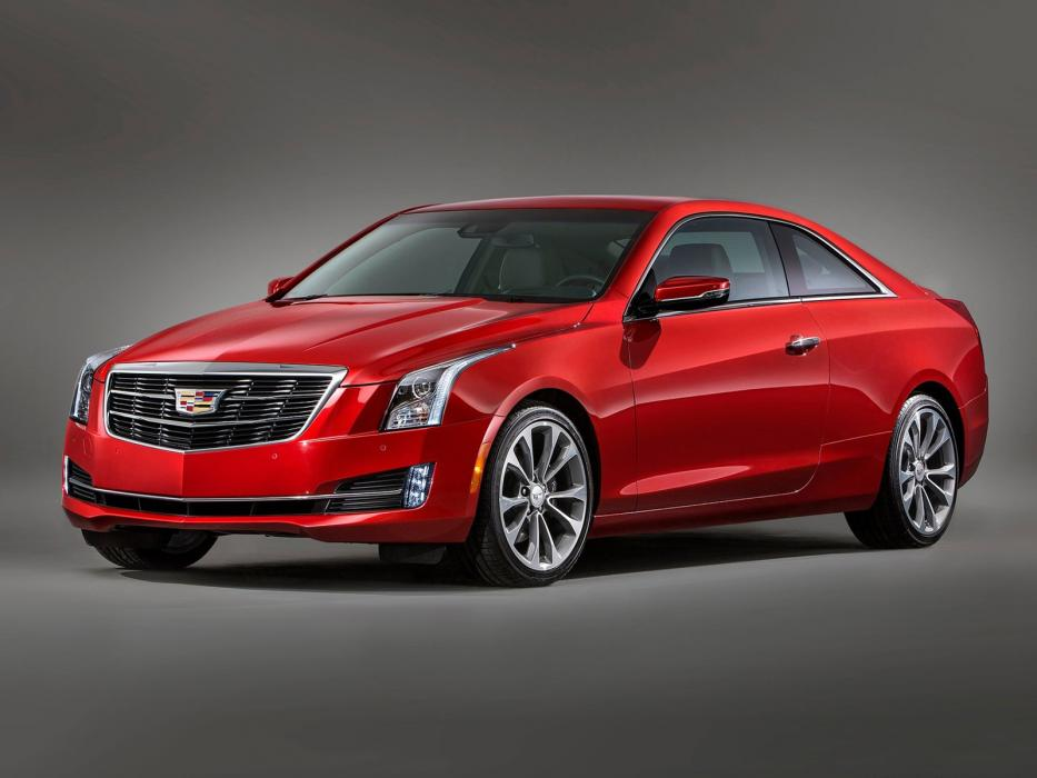 Cadillac ATS Coupe 2014 LUXURY ATS 2.0L TURBO RWD - 0