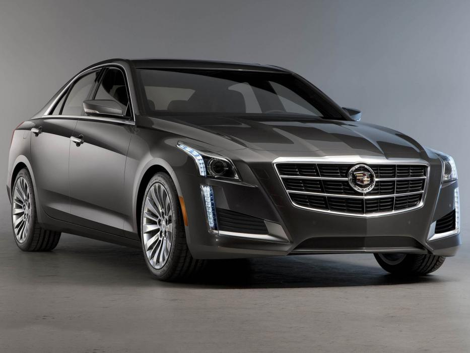 Cadillac CTS 2013 2.0 Turbo 276CV AWD Luxury - 0