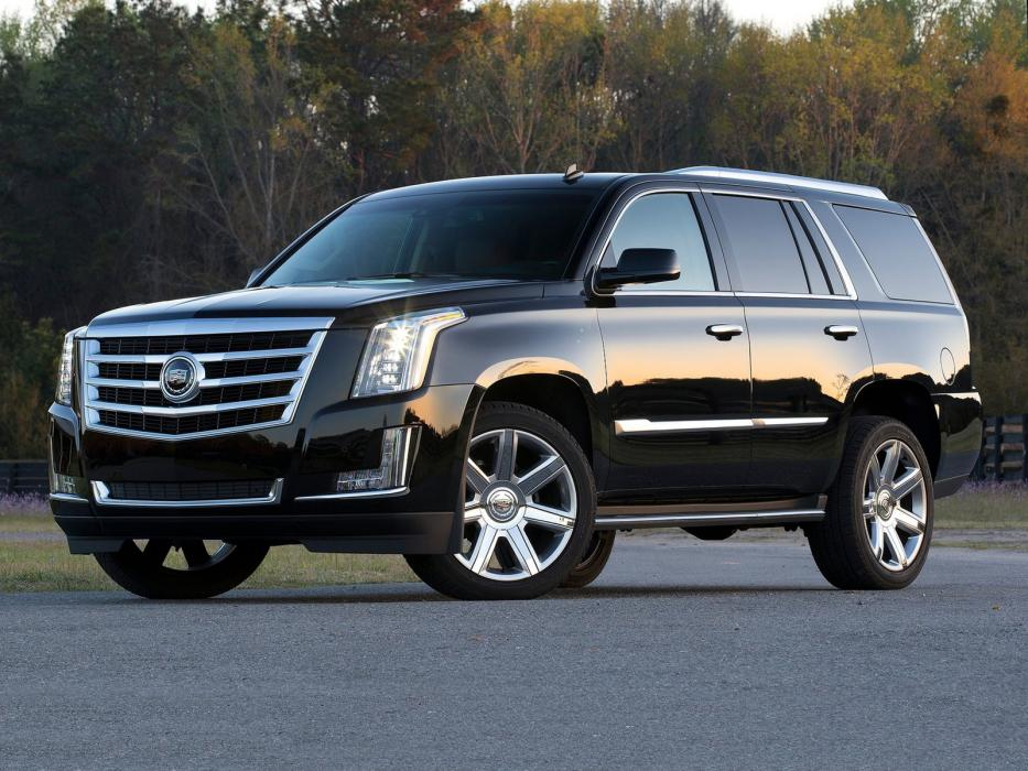 Cadillac Escalade 2014 Borrar 6.2 V8 409CV AWD Sport Luxury - 0