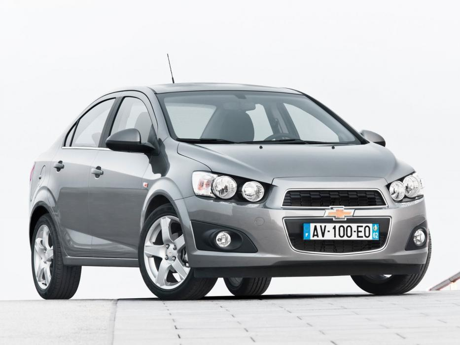 Chevrolet Aveo Sedan 2011 LT+ 1.4 16v Aut. - 0