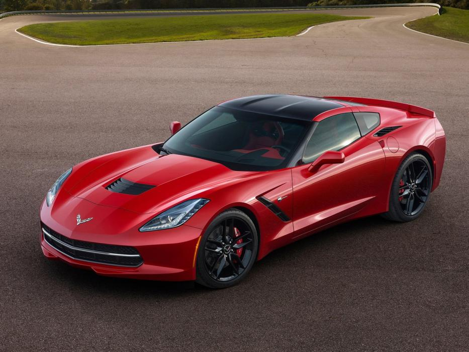 Chevrolet Corvette Stingray Coupe 2013 - 0