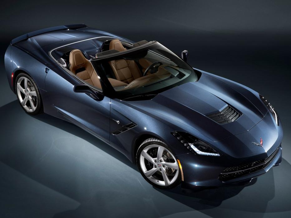 Chevrolet Corvette Stingray Convertible 2013 - 0