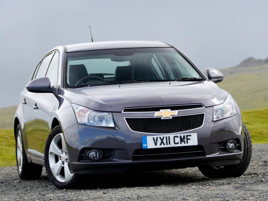 Chevrolet Cruze Hatchback 2008 - 0