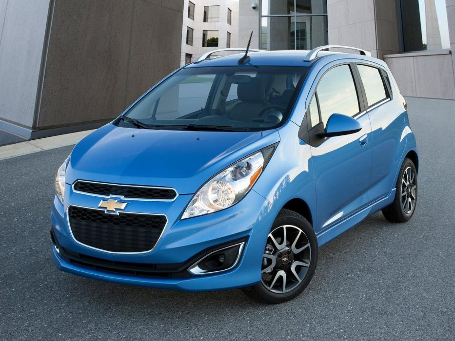 Chevrolet Spark Nuevos Valoracin Versiones Y Ofertas Topgear