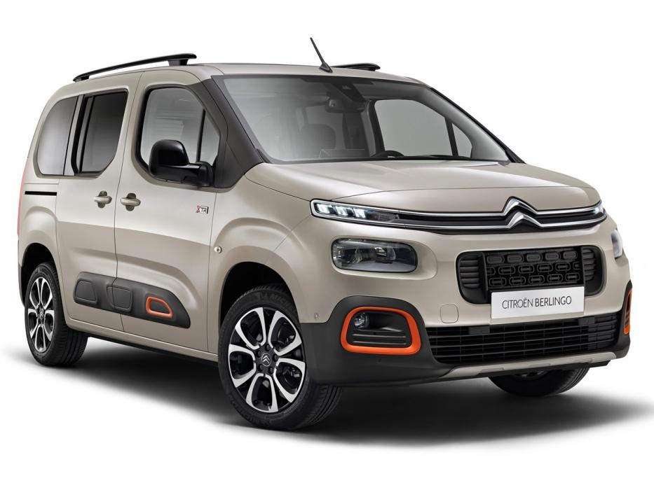 Citroën Berlingo 2018 Talla XL BlueHDi 130 Feel - 0