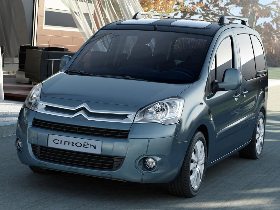 Citroën Berlingo Multispace 2012 VTi 120CV Seduction - 0