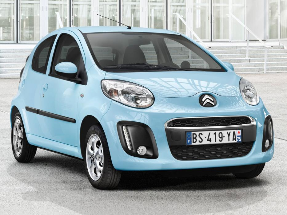 Citroën C1 3P 2012 1.0i 12v SEDUCTION  - 0