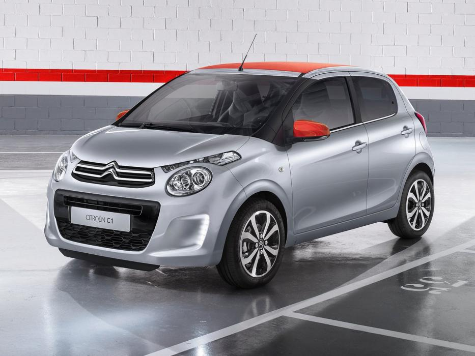 Citroën C1 5P 2016 PureTech 82 Feel - 0