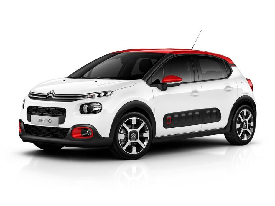 Citroën C3 5P 2017 PureTech 110 Feel EAT6 - 0
