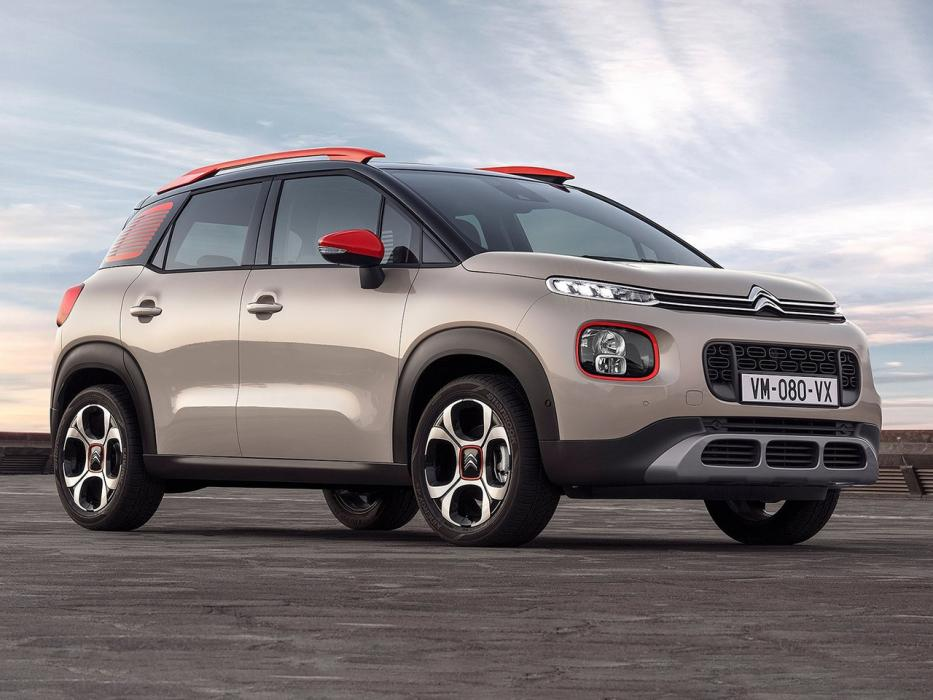 Citroën C3 Aircross 2018 BlueHDi 120 Feel - 0