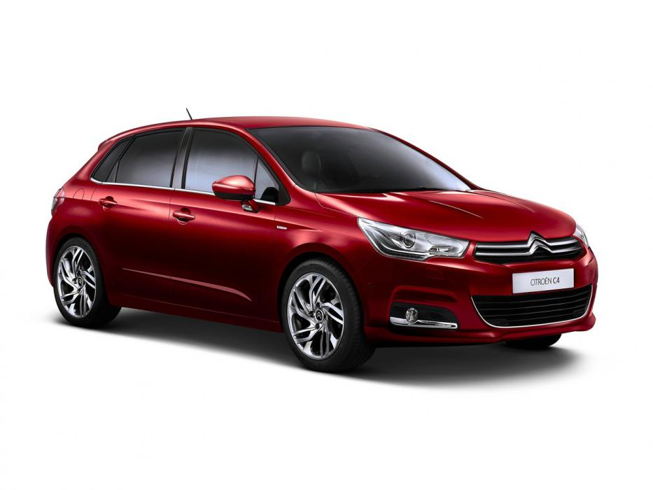 Citroën C4 5P 2014 BlueHDI 120 Feel - 0