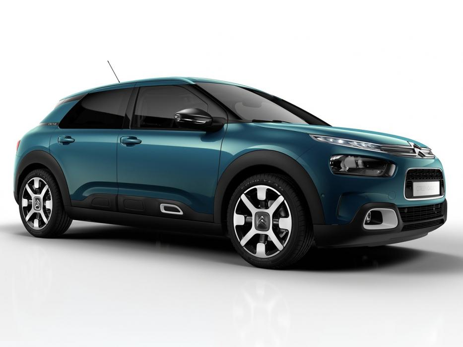 Citroën C4 Cactus 2017 PureTech 110 EAT6 Feel - 0