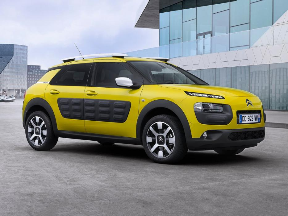 Citroën C4 Cactus 2014 e-HDi 92 ETG6 Feel Edition Hello - 0