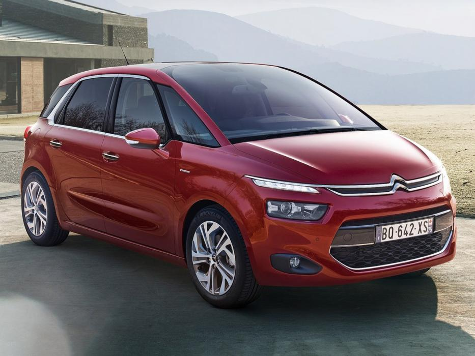 Citroën C4 Picasso 2014 HDi 115 Seduction - 0