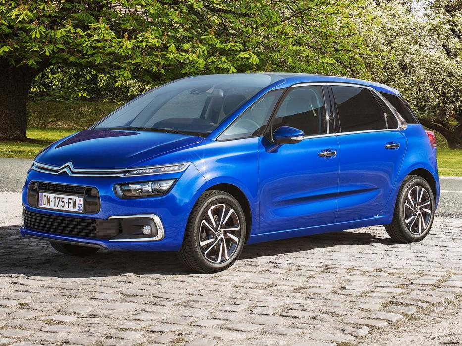 Citroën C4 Picasso 2017 BlueHDi 120 EAT6 Feel - 0