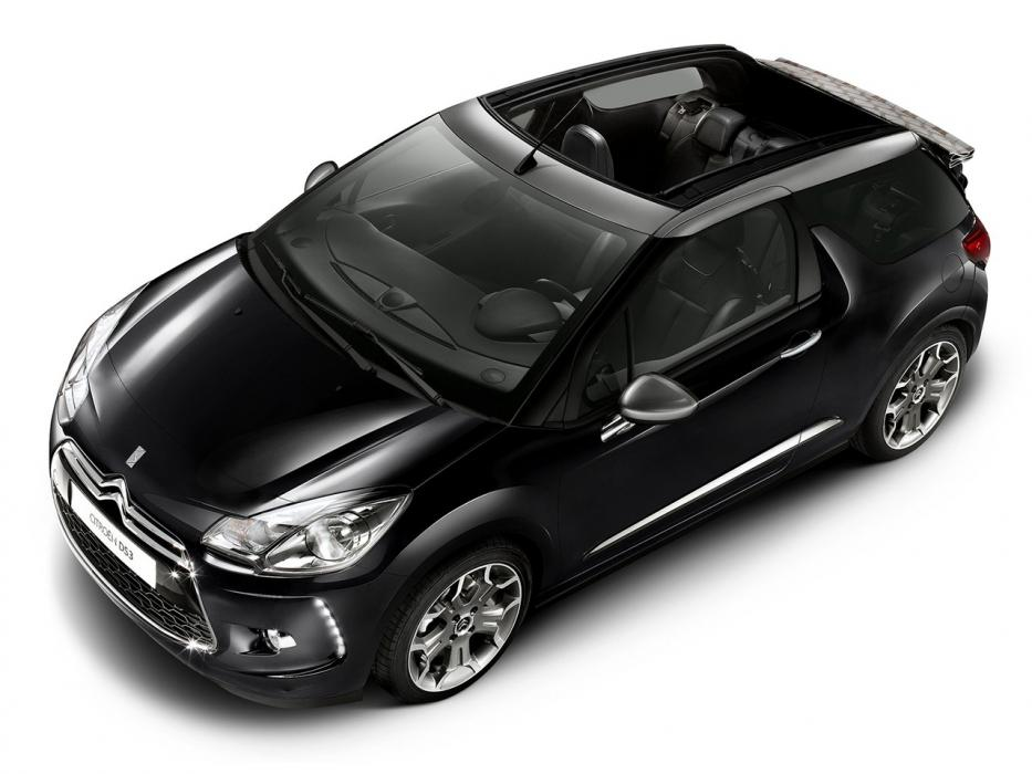 DS DS3 Cabrio 2013 THP 155 Sport - 0