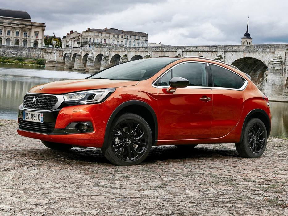 DS DS4 CrossBack 2016 THP 165 EAT6 Sport - 0