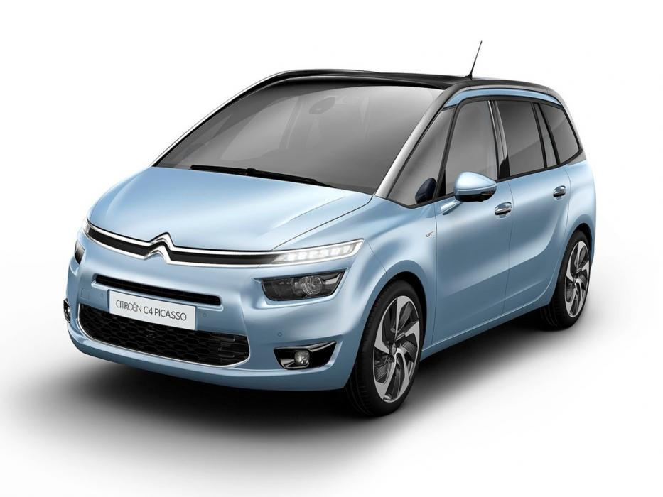 Citroën C4 Grand Picasso 2016 BlueHDi 150 EAT6 Feel - 0