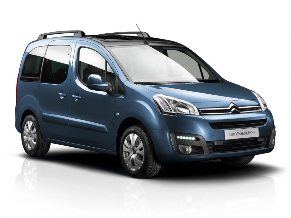 Citroën Berlingo Multispace 2016 BlueHDi 100 ETG6 Multispace XTR Plus - 0