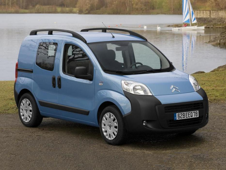 Citroën Nemo Multispace 2008 HDi 80 Seduction - 0