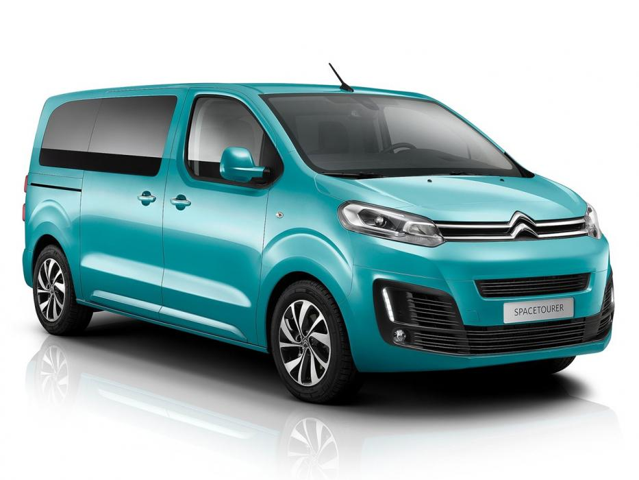 Citroën Spacetourer 2015 BlueHDi 180 EAT6 Feel XS - 0