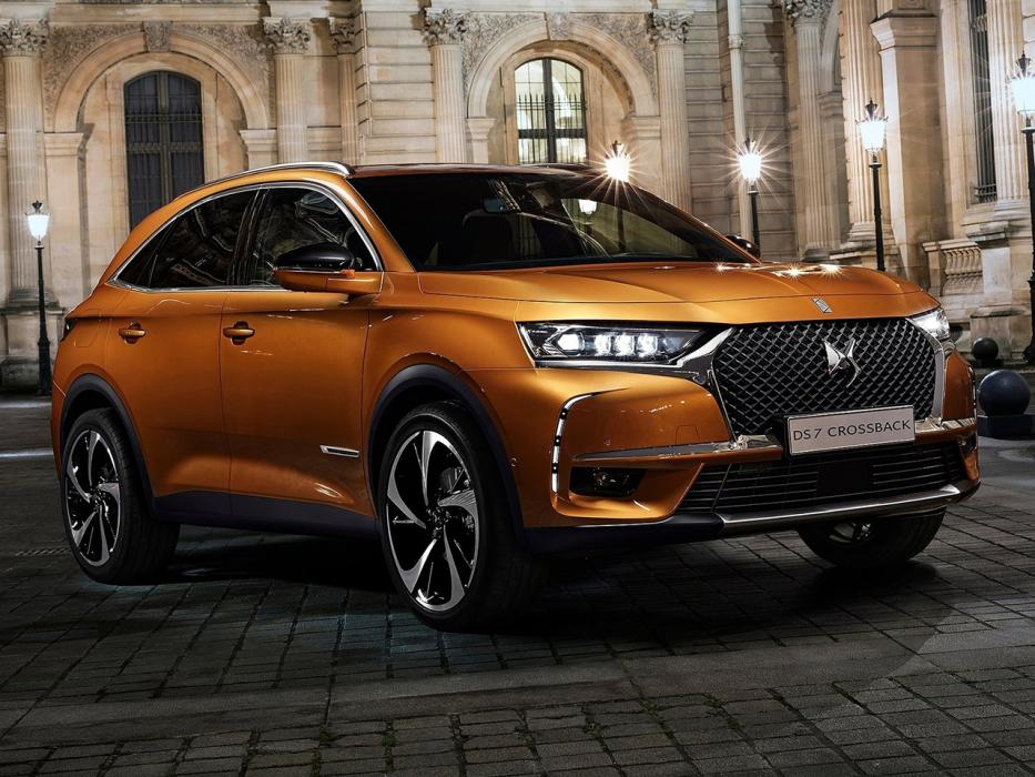 DS DS7 Crossback 2017 BlueHDi 180 Grand Chic - 0