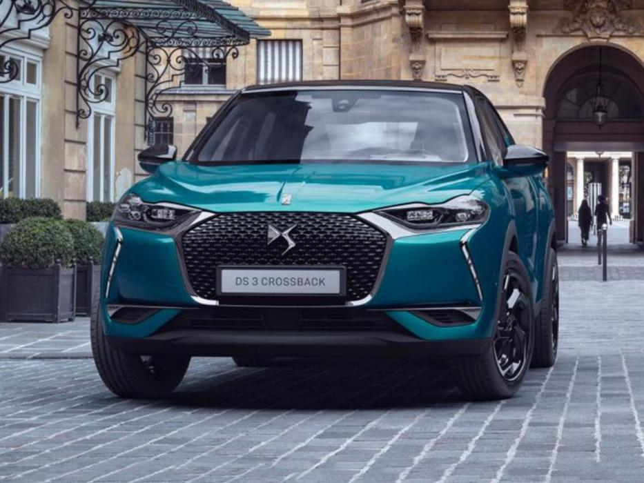 DS DS3 Crossback 2018 PureTech 130 Automático GRAND CHIC - 0