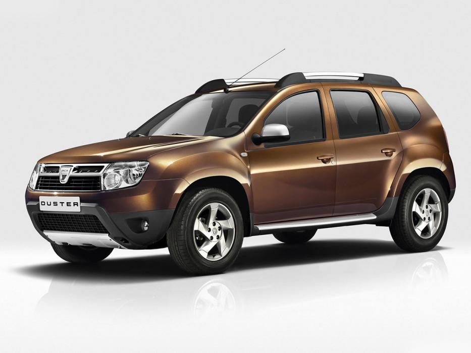 Dacia Duster 2010 Base 1.6 105 - 0