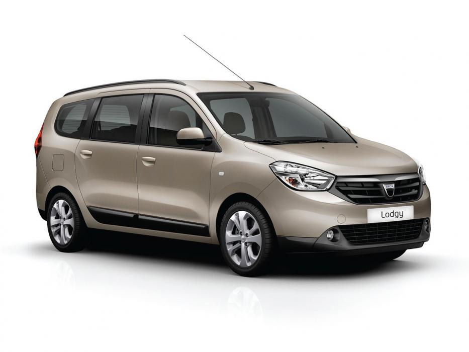 Dacia Lodgy 2012 Laureate 1.6 100CV 5 Plazas - 0