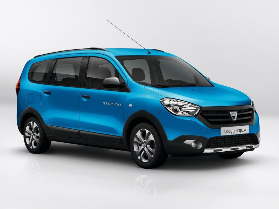 Dacia Lodgy 2016 - 0