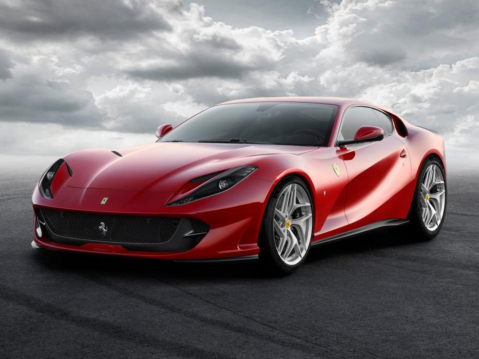 Ferrari 812 Superfast 2017 - 0