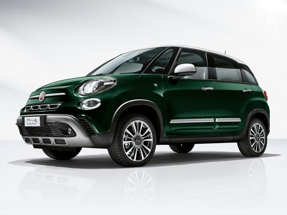 Fiat 500L Cross 2017 1.4 Fire 95CV - 0