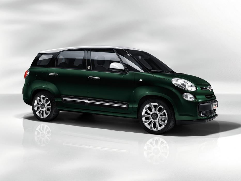 Fiat 500L Living 2013 1.3 MultiJet 85CV Lounge - 0