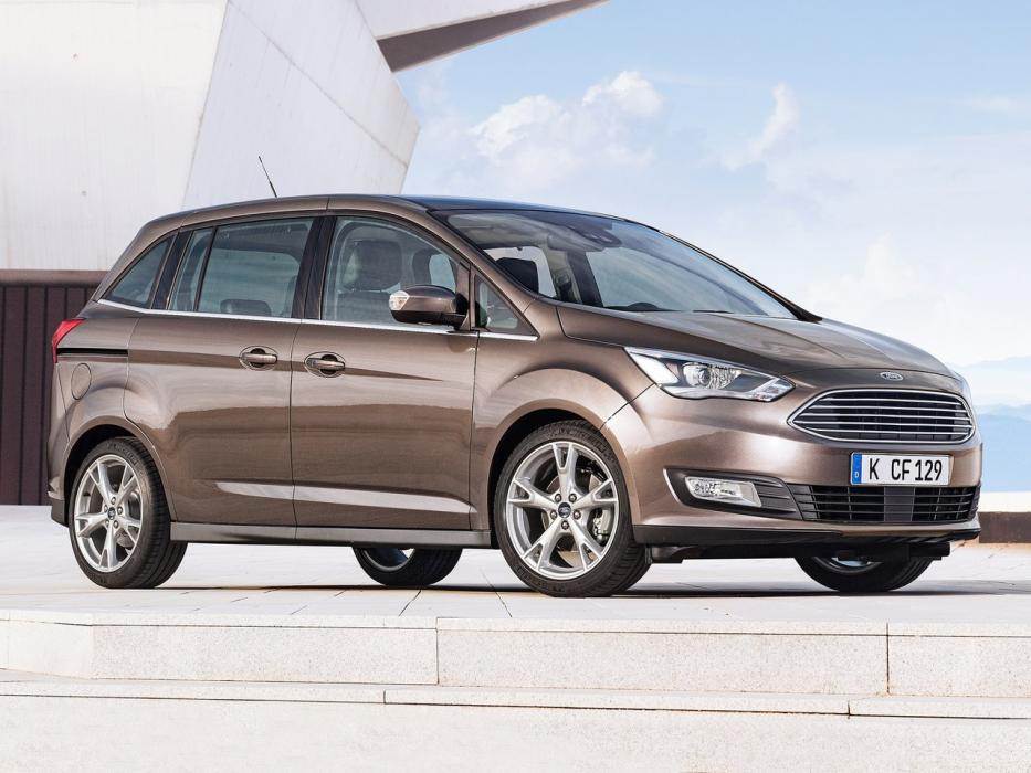 Ford Grand C-Max 2015 1.5 Duratorq 120CV PowerShift Titanium - 0