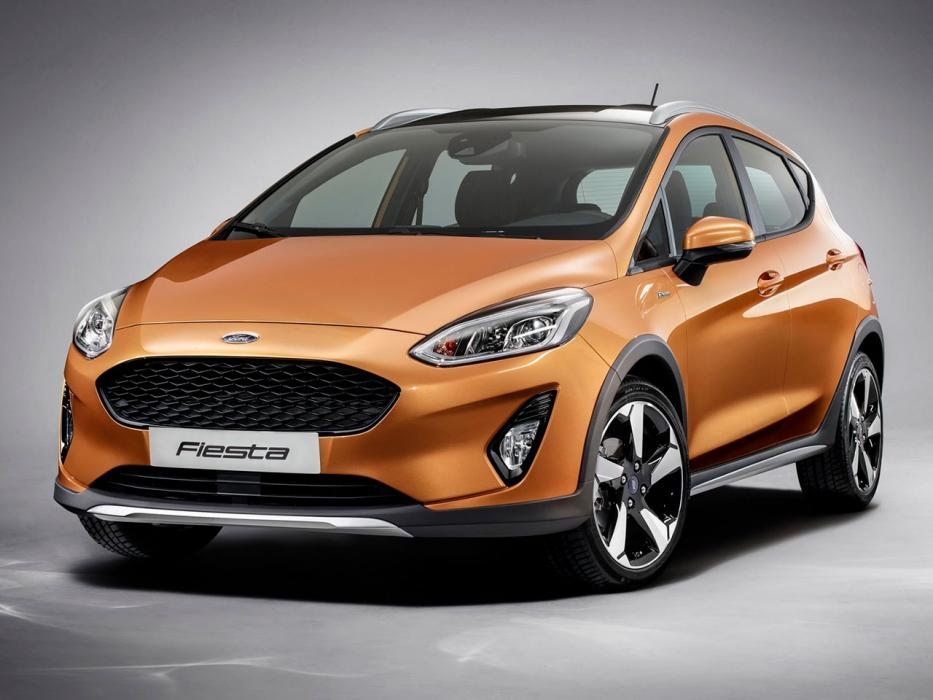 Ford Fiesta Active 2018 1.0 EcoBoost 100CV Active - 0