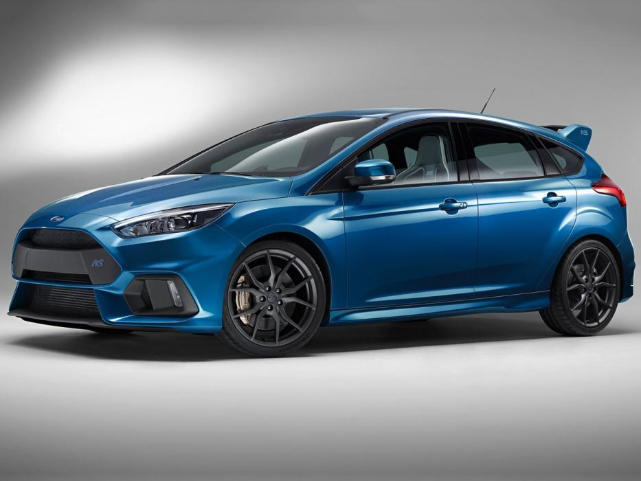 Ford Focus RS 2017 - 0