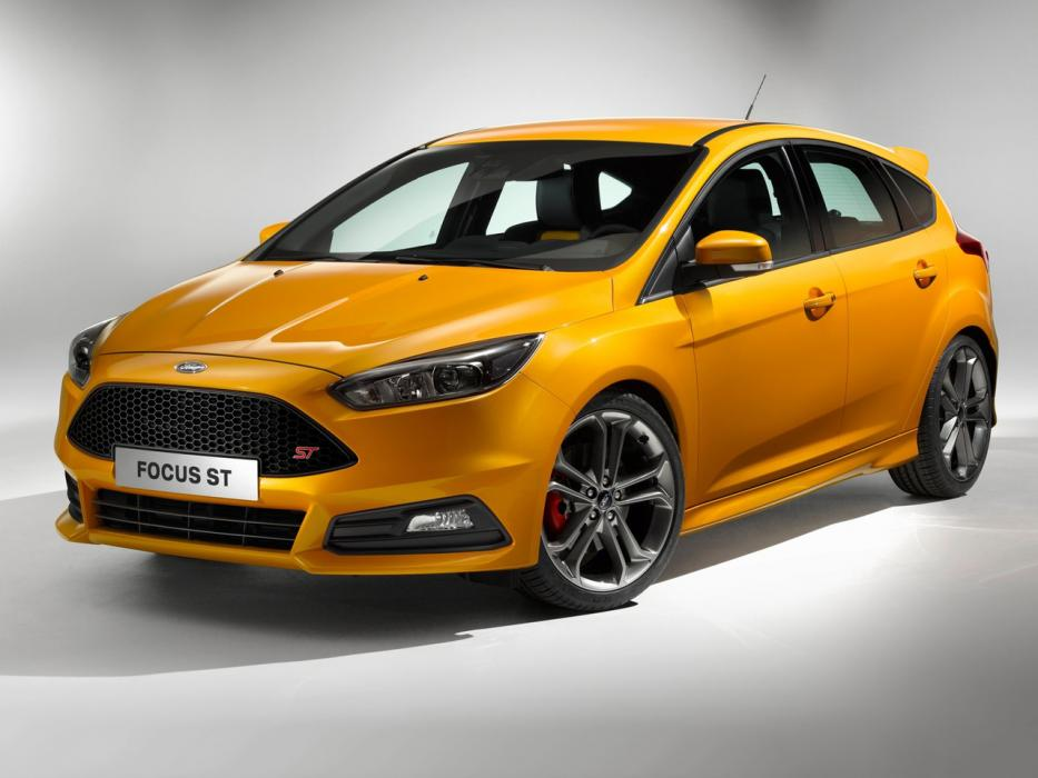 Ford Focus ST 2017 - 0
