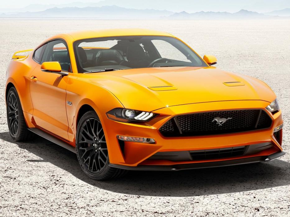 Ford Mustang Fastback 2018 - 0