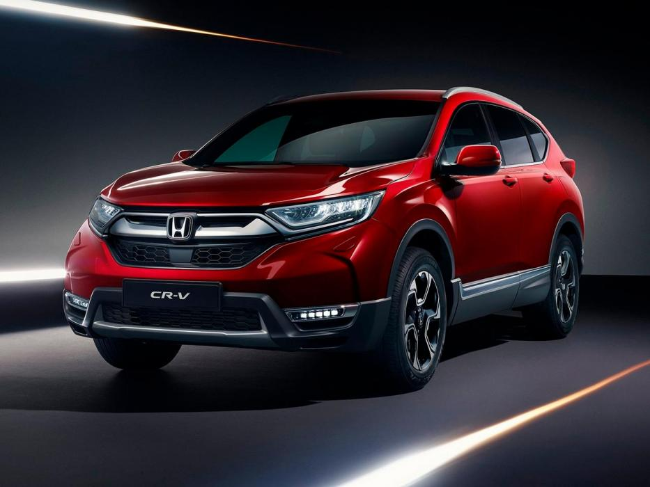 Honda CR-V 2018 1.5T 193CV AWD CVT Executive - 0