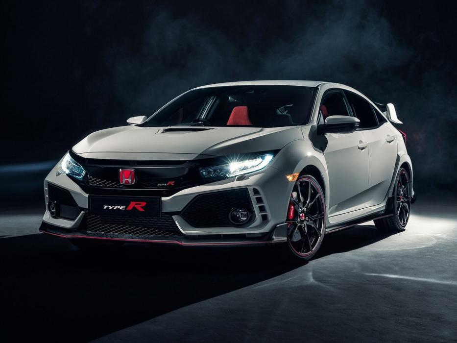 Honda Civic Type R 2017 2.0 VTEC Turbo - 0