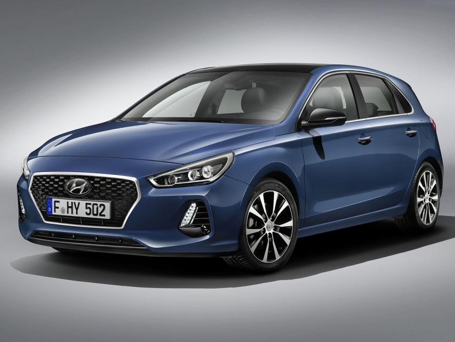 Hyundai i30 5P 2017 1.4 T-GDi 140CV 7DCT Style Lux - 0