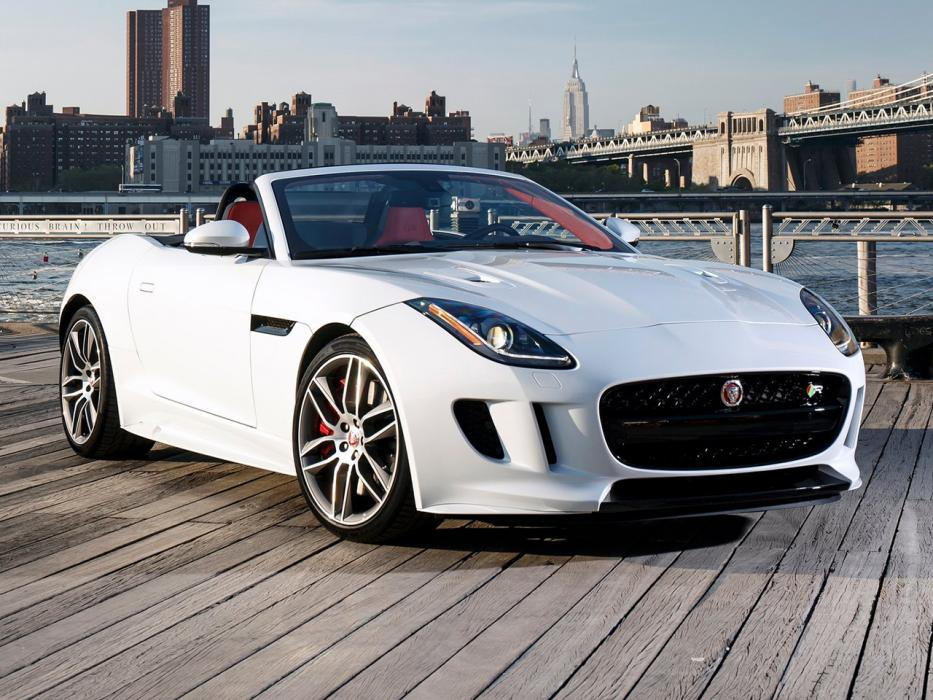 Jaguar F-Type Roadster R 2013 5.0 V8 Supercharged 550CV AWD - 0