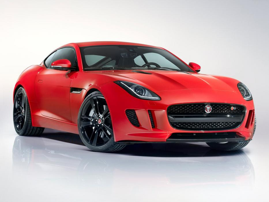 Jaguar F-Type Coupe 2013 S Coupé - 0