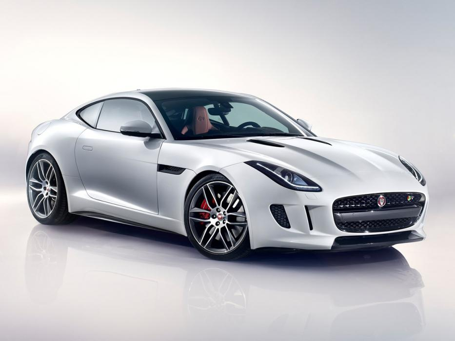 Jaguar F-Type Coupe R 2013 5.0 V8 Supercharged 575CV AWD SVR - 0