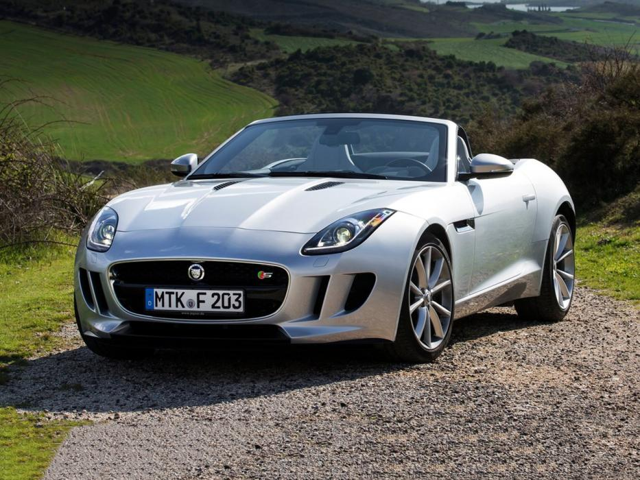 Jaguar F-Type Roadster 2013 3.0 V6 Supercharged 380CV S - 0
