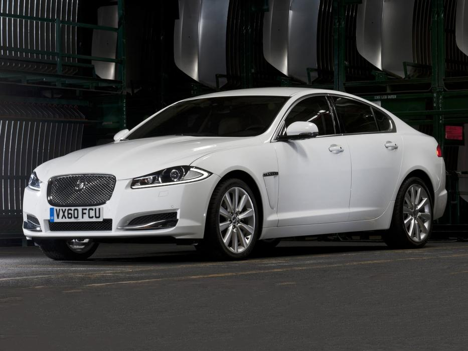 Jaguar XF Berlina 2012 - 0