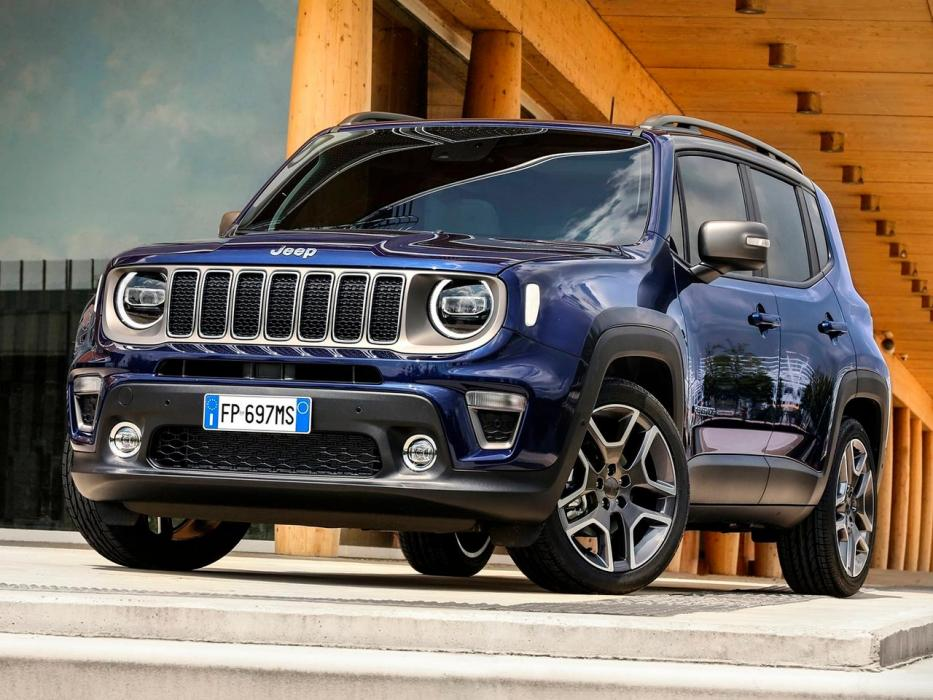 Jeep Renegade - 0