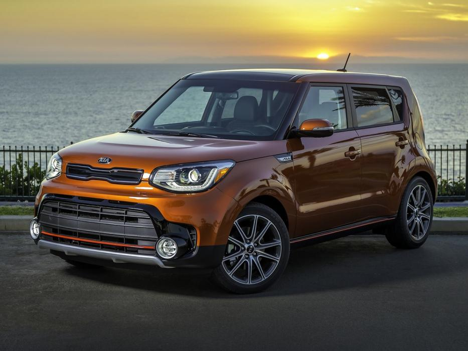 KIA Soul 2017 1.6 CRDi 136CV Emotion - 0